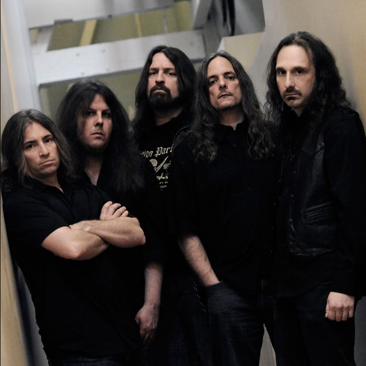 Symphony X, from New Jersey