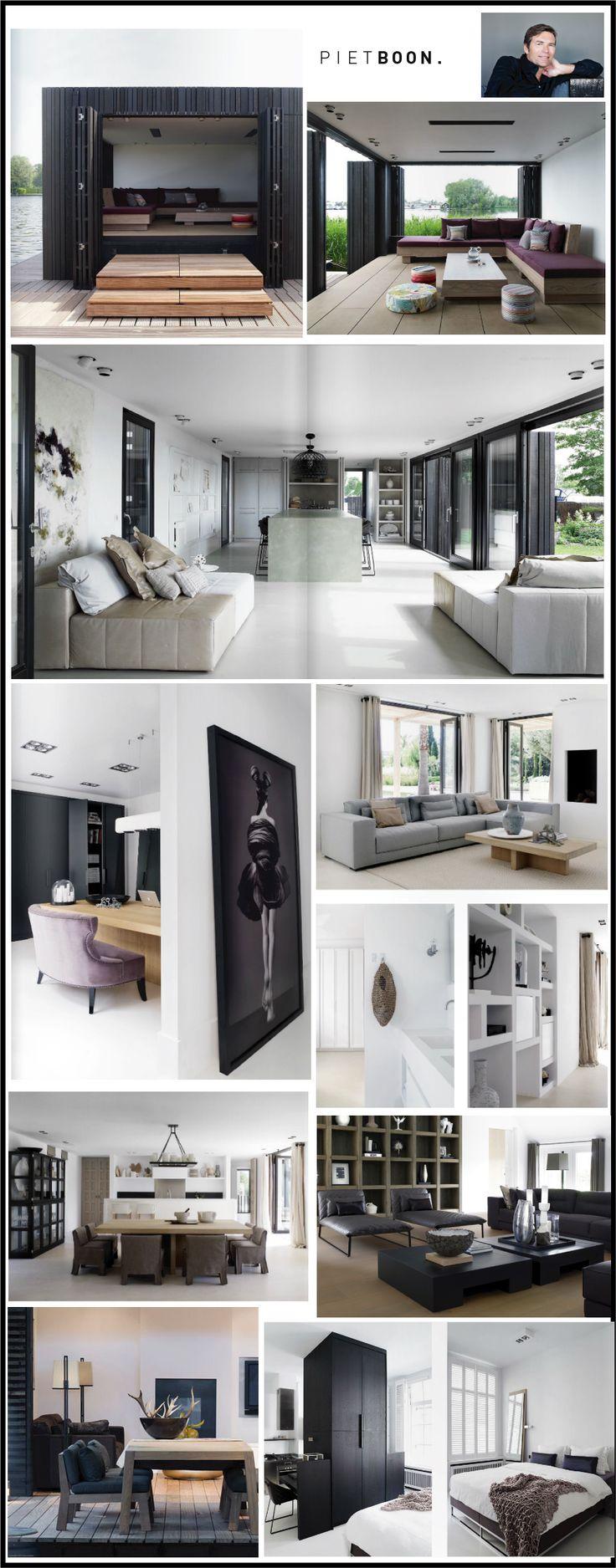 Piet Boon , Geweldige interieurs
