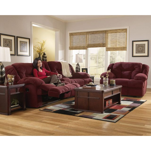 17 best images about home ideas on pinterest modern for Living room ideas with burgundy sofa