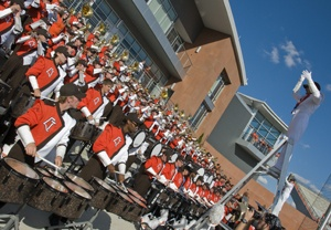 I'm not actually in marching band, but maybe next year :): Concerts Bands, Univ Bands, Universe Bands, Marching Bands