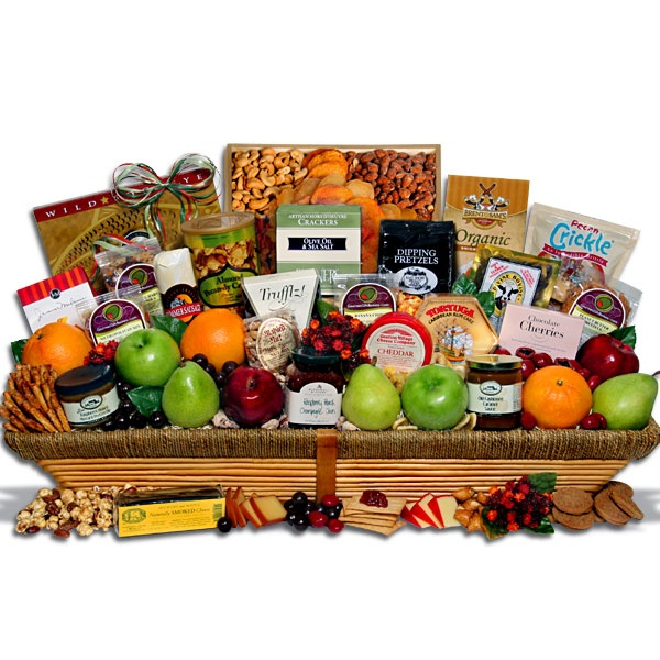 25 unique gourmet baskets ideas on pinterest wedding gift gift baskets thanksgiving gourmet food gifts corporate negle Gallery