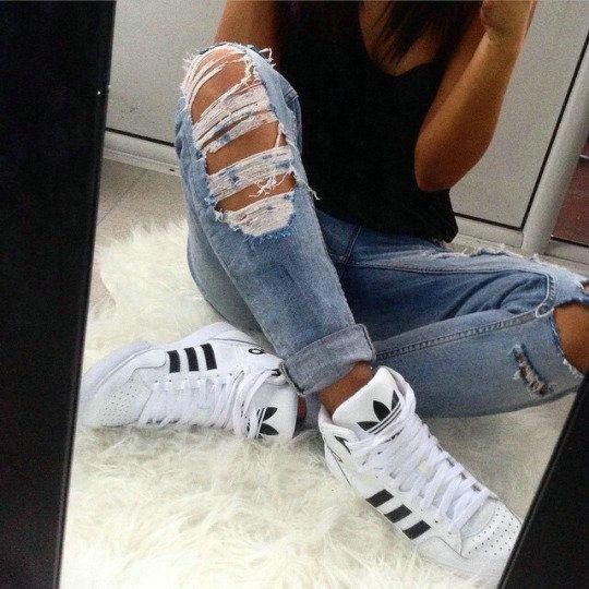 Adidas Superstar Camo