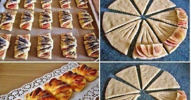 10 способов превратить простую выпечку в кулинарный шедевр!