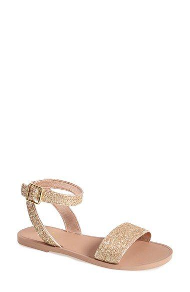 kate spade new york 'coney' ankle strap sandal (Women)