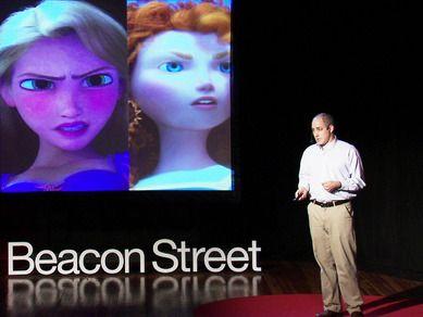 Colin Stokes: La virilidad según las películas | Video on TED.com