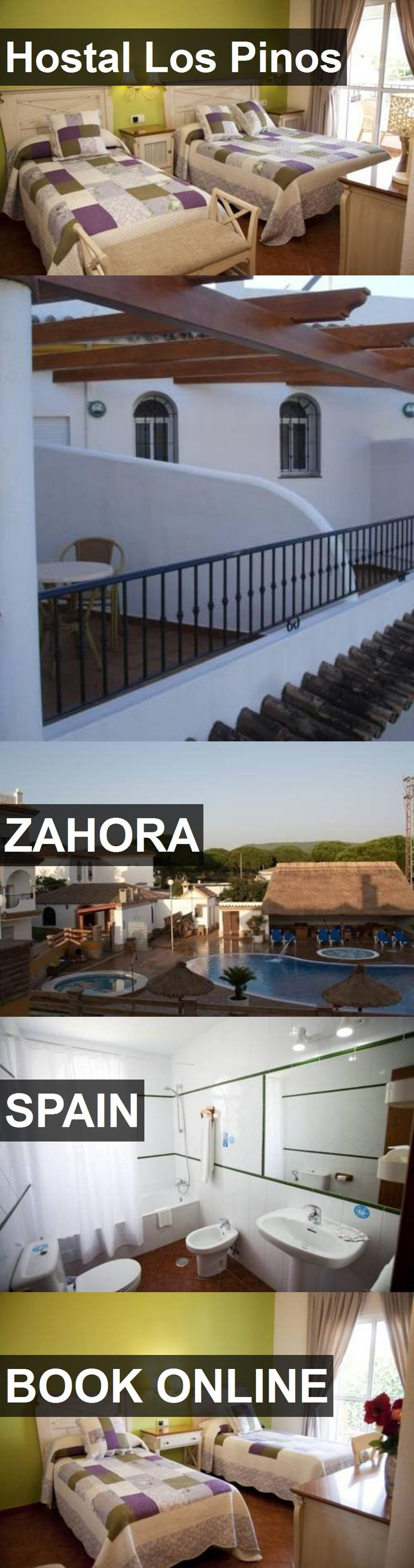 Hotel Hostal Los Pinos in Zahora, Spain. For more information, photos, reviews and best prices please follow the link. #Spain #Zahora #hotel #travel #vacation