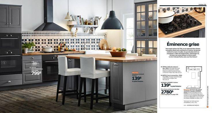 Catalogue IKEA 2014....couleurs ilôt