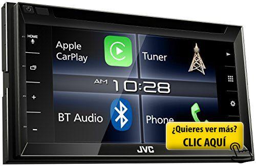 JVC KW V820BT-Radio de coche, color negro #autoradio #jvc