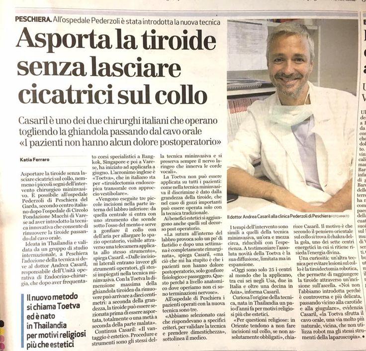Paolo Zamboni, chirurgo vascolare di Ferrara, ha scoperto che la Sclerosi Multip...