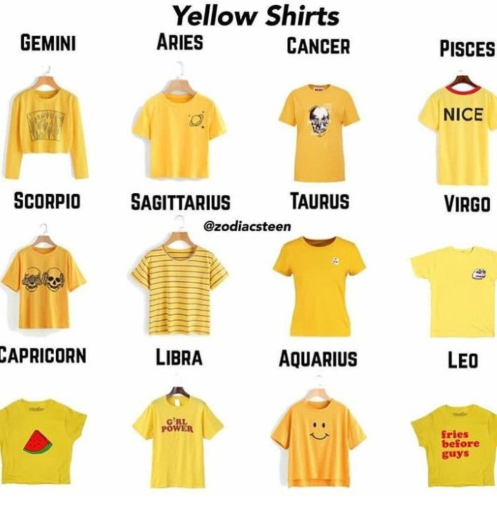 I hate yellow so much... unfortunately my class color is yellow #Aquarius ♒️