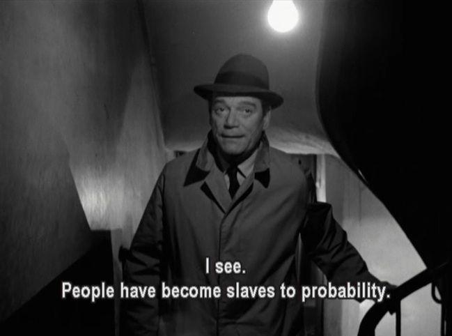 Jean-Luc Godard, Alphaville, 1965' French Films