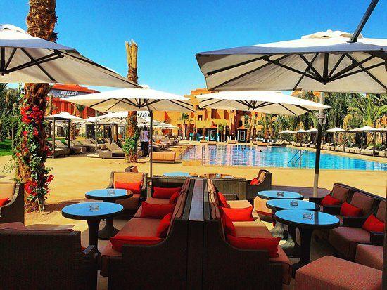H tel m venpick mansour eddahbi 5 marrakech au maroc for Hotel prix derniere minute