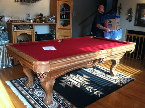 Used Connelly Pool Tables