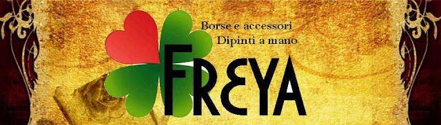 Il Mondo di Lulù : Freya l'arte da indossare Amanti dell'#arte, delle #moda e delle #borse!!  vi aspetto sul mio #Blog con Freya <3