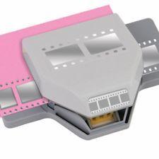 (D54-50090) - EK Success - Large Edger Paper Punch: Film Strip
