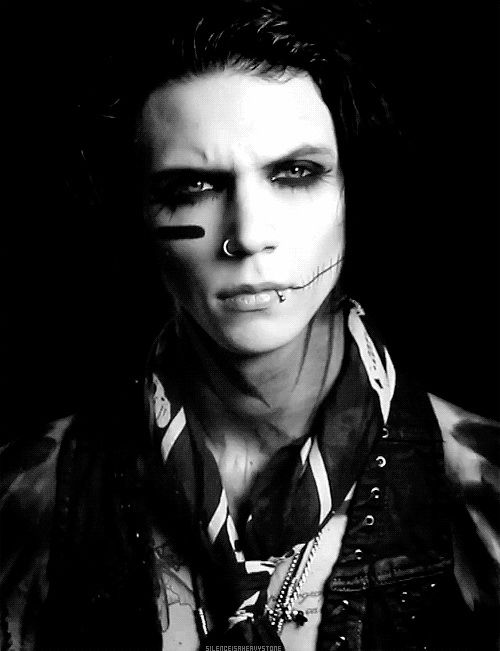 Andy sixx...or as I like to call him, husband #2