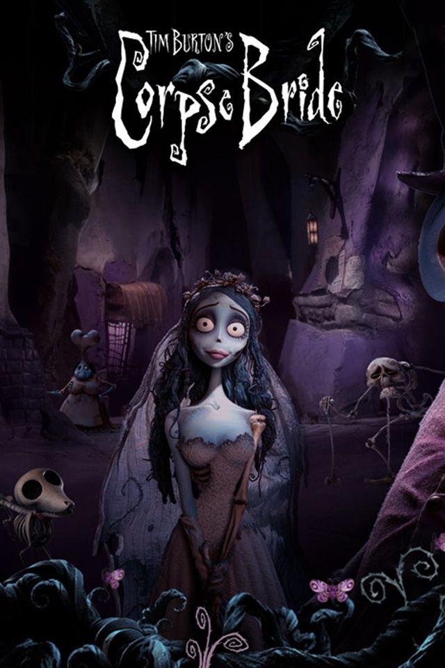 La Sposa Cadavere (2005)  corpse bride tim burton cult stories sposa cadavere animazione stop motion plastilina gothic dark fantasy