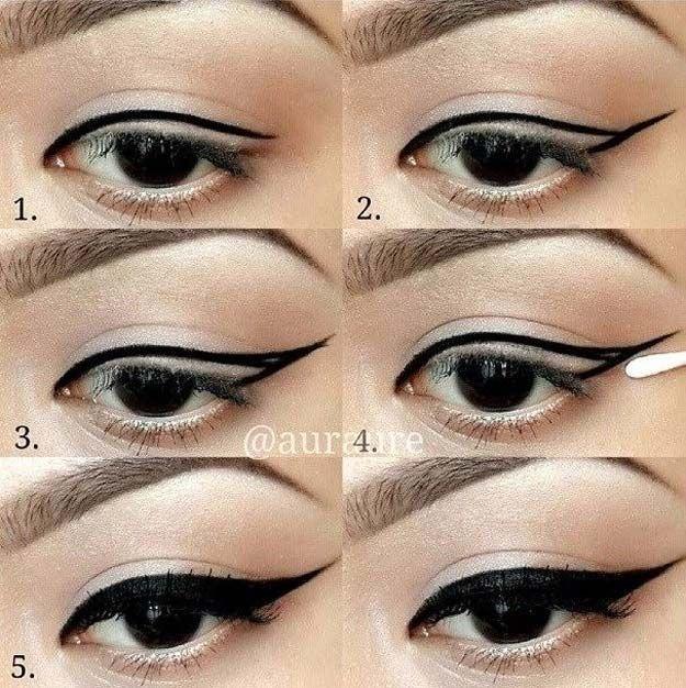 Best 25+ Eyeliner tricks for beginners ideas on Pinterest ...
