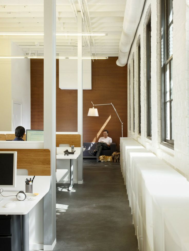 Offices  One  Co  Cary Bernstein Architect