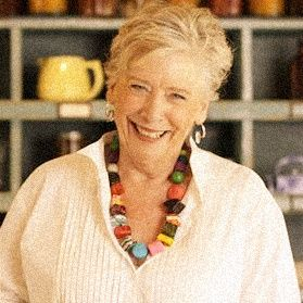MAGGIE BEER, Based in South Australia's Barossa Valley truly legendary Maggie Beer is a self-taught cook, food author, restaurateur and food producer. Her hands-on and approachable style have won her a legion of fans and awards that range from Best Regional Cookbook in the World Cookbook Awards (for Maggie's Farm) to being named 2010's Senior Australian of the Year.