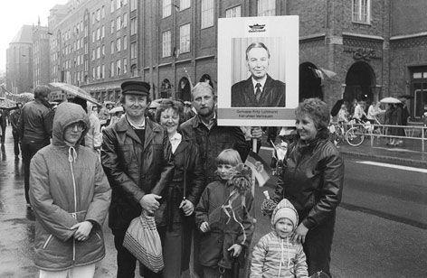 Grüße aus der DDR | Ausstellungsfotos - Sozialistisch arbeiten