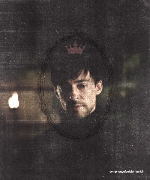 Riario, one of the best villain on TV