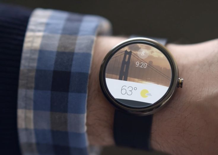 Google unveils android wear operating system for smartwatches