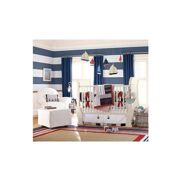 14 best Nautical Themed baby room images on Pinterest Nautical