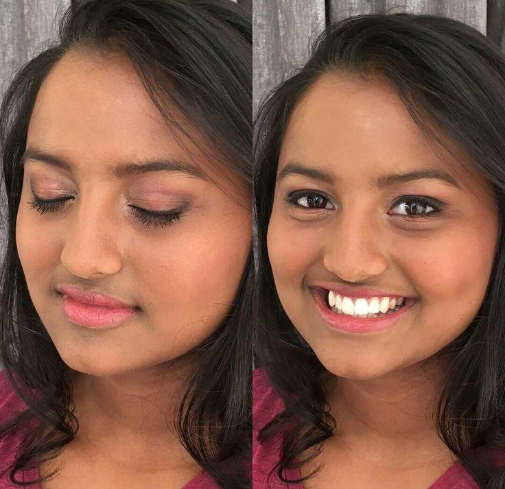 Beautiful Skin Rocking a Blush @nicoleprofessionalmakeup #amandaferrisa #makeup