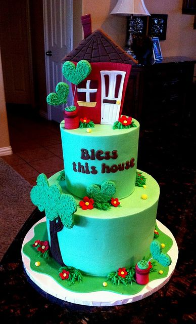 Cake Designs For Housewarming : 1000+ ideas about Housewarming Cake on Pinterest ...
