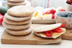 Hjemmelagde polarbrød - fri for konserveringsmidler og tilsetningsstoffer