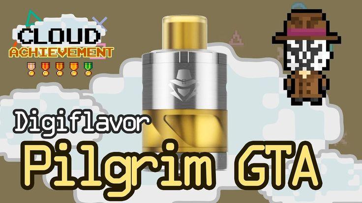 Обзор Digiflavor Pilgrim GTA от Everzon
