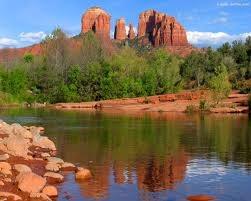 Arizona: Cathedrals Rocks, Arizona Usa, States Parks, Grand Canyon Az, Peace Places, Sedona Arizona, Winter Vacations, Sedona Az, Canyon Wallpapers