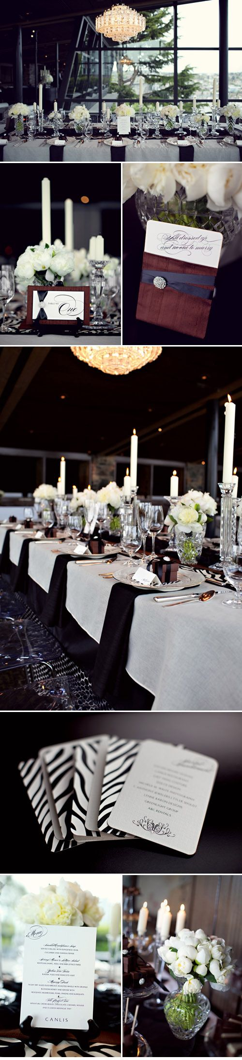 128 best images about a black tie event on pinterest white flowers straws and dessert tables. Black Bedroom Furniture Sets. Home Design Ideas