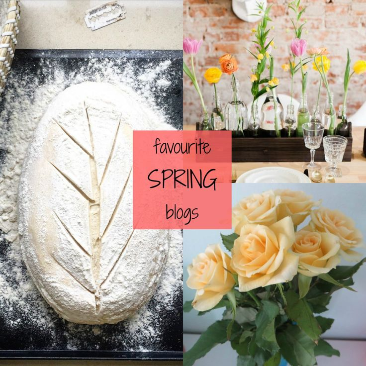 My favourite Spring blogs.