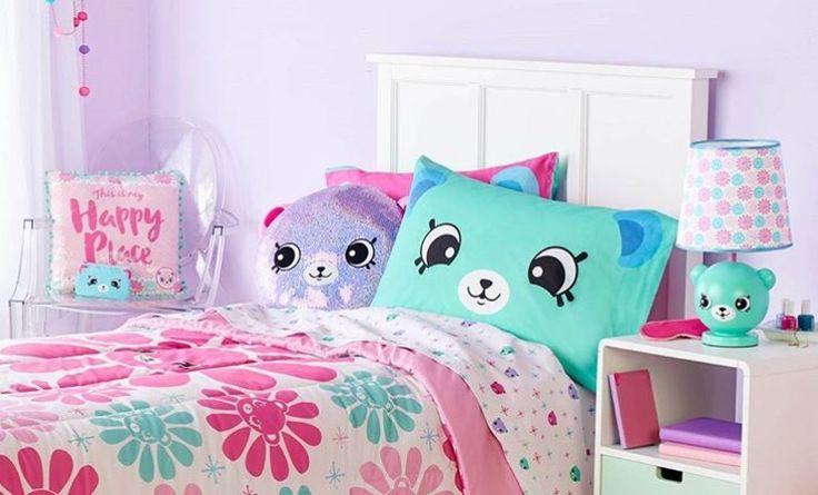 Cute Shopkins Happy Places bedroom