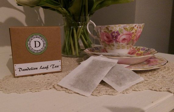 Dandelion leaf tea THE GOOD WEED is rich with vitamins A,B,C & D & contains high amounts of calcium, potassium & zinc. Its official name, Taraxacum