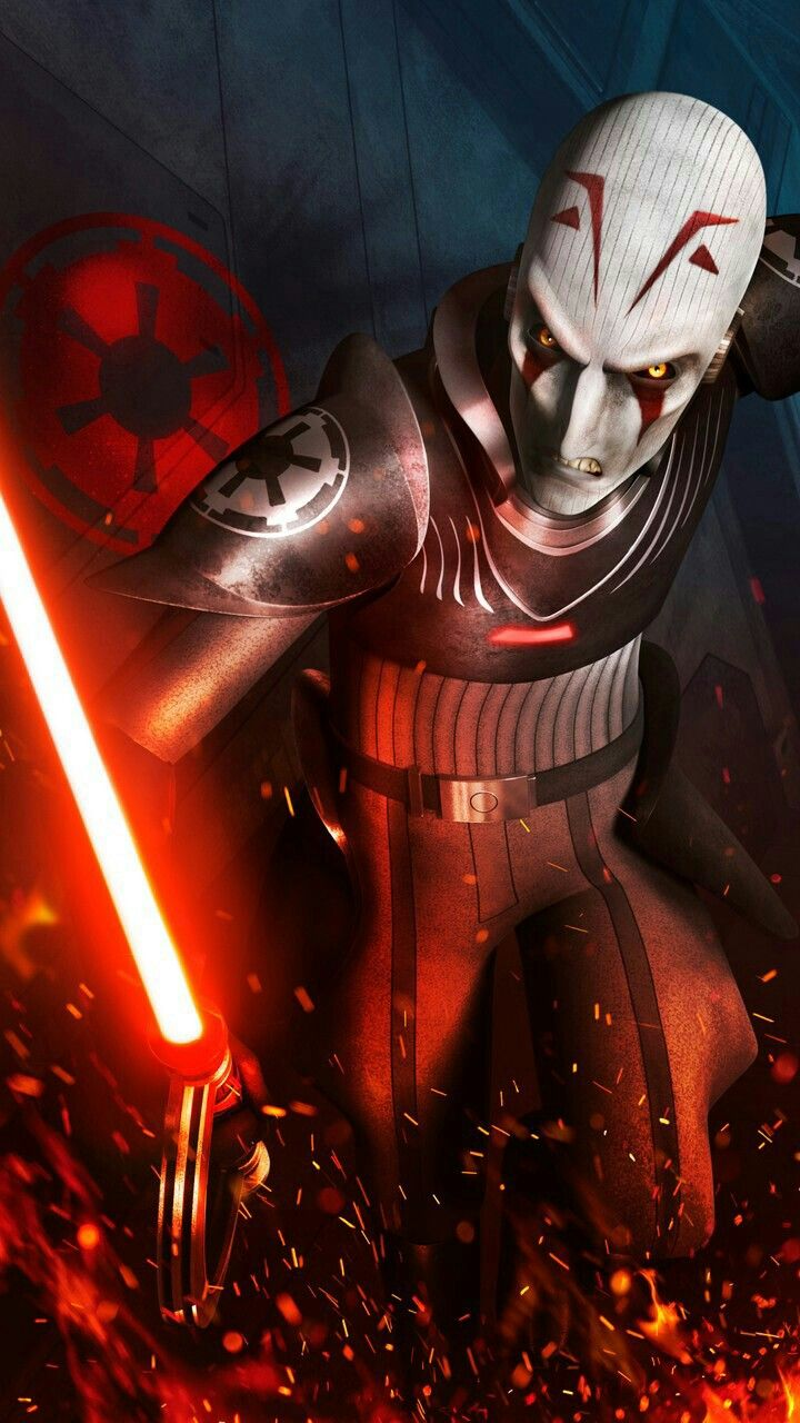 The Grand Inquisitor Star Wars Rebels Grand Inquisitor Star