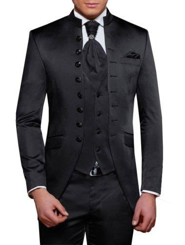 Details zu Gehrock Herren Anzug 4-teilig Muga*2033