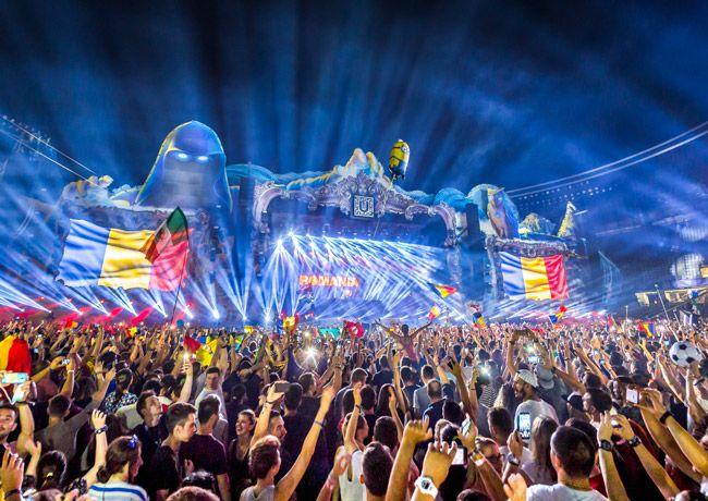 Untold 2017 Cluj este un festival de muzica electronica cu cei mai in voga DJ care au făcut din Untold un discurs al calendarului european al festivalului.