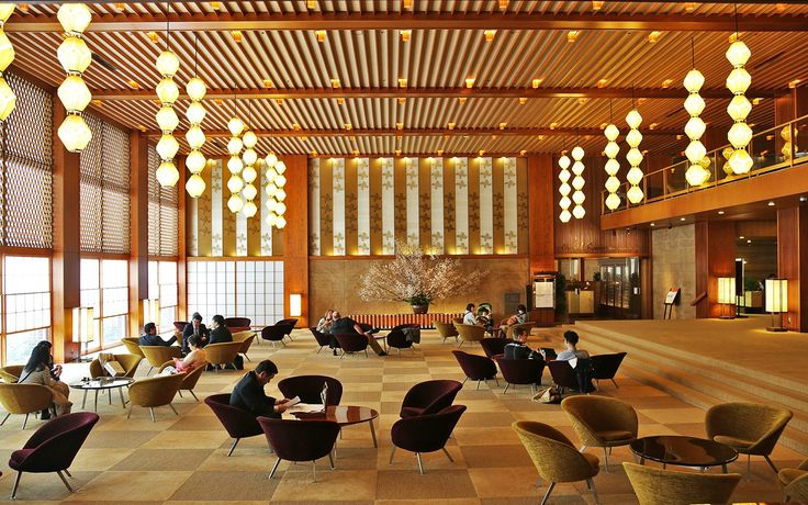 Blog - 3 Designs Inspired by the Japanese Modernism of the Hotel Okura | The Future Perfect