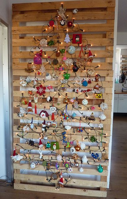 Alternative Christmas Tree   by Martice, via Flickr