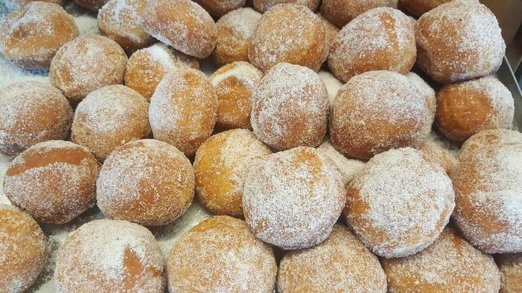 Bizcochos, the doughnuts of Uruguay, might be the best breakfast food ever