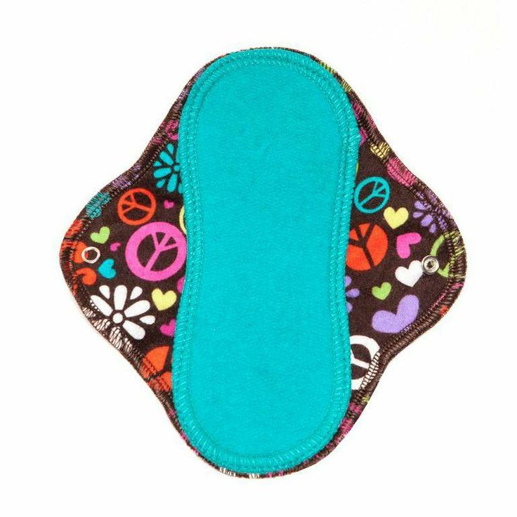 how to use cloth menstrual pads