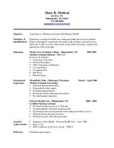 examples resumes entry level cna resume sample job and write perfect included