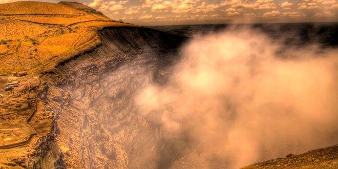 Nicaragua : Ascension au cœur du parc national du volcan Masaya