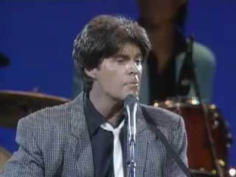 Ricky Nelson - Garden Party 1985  Poor Ricky