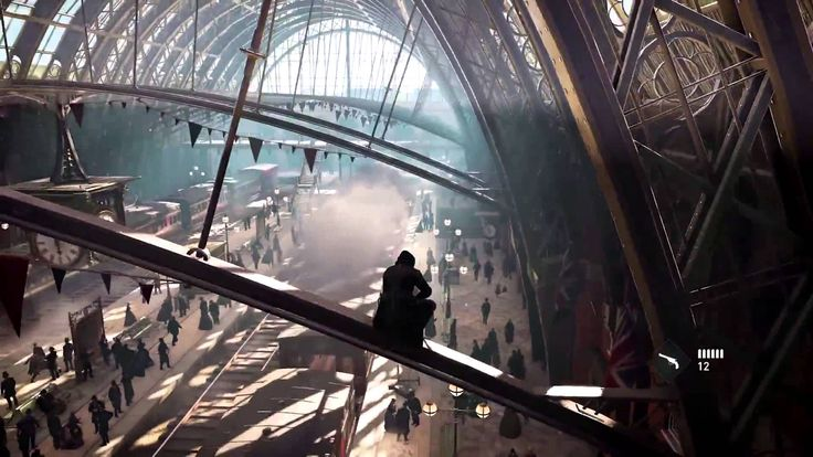 Assassin's Creed Syndicate   E3 2015 Gameplay
