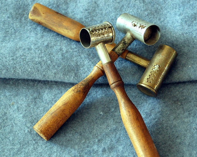 Antique reloading supplies by Cowgirl Jules, via Flickr
