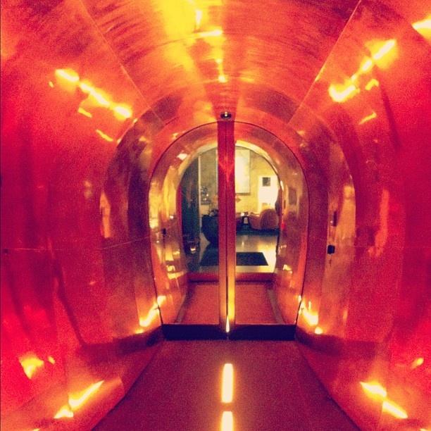 #ingang #hotel #restaurant #maastricht #art #modern - @daxvpoortvliet- #Mtricht #UniverCity #kruisheren